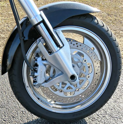 2007 Kawasaki Vulcan 1600 Mean Streak at Randy's Cycle, Marengo, IL 60152