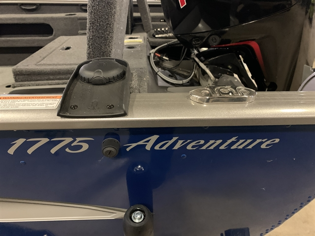 2019 Lund 1775 Adventure Sport 1775 Sport at Pharo Marine, Waunakee, WI 53597
