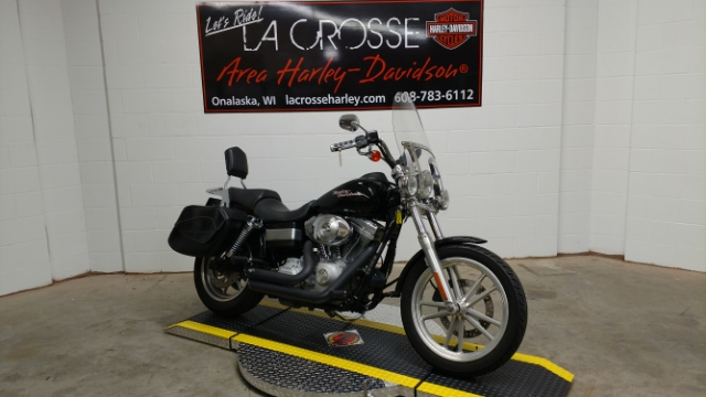 2006 Harley-Davidson Dyna Super Glide at La Crosse Area Harley-Davidson, Onalaska, WI 54650