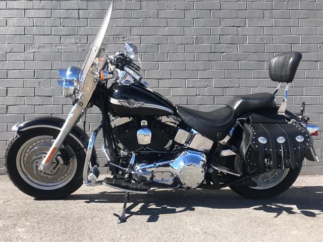 2003 Harley-Davidson Fat Boy at Cannonball Harley-Davidson®