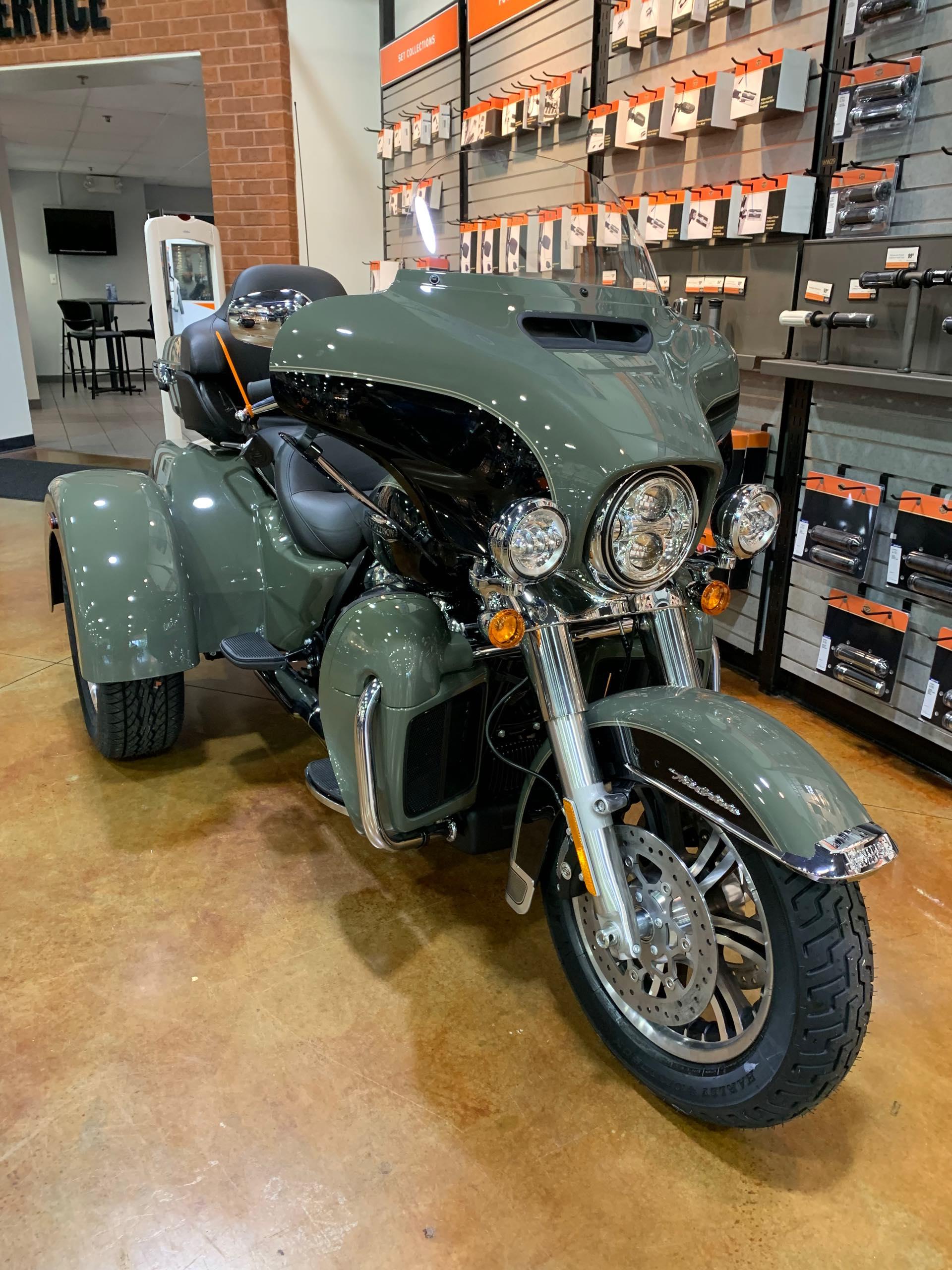 2021 Harley-Davidson Trike Tri Glide Ultra at Colonial Harley-Davidson