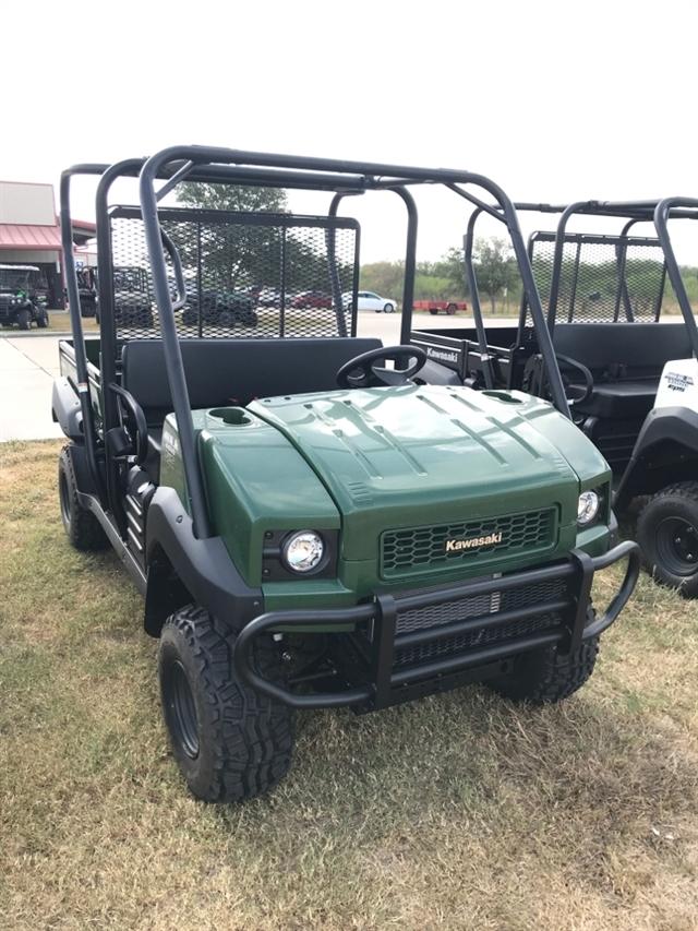 2019 Kawasaki Mule 4010 Trans4x4 at Dale's Fun Center, Victoria, TX 77904