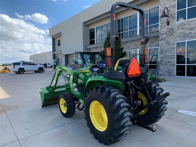 2018 John Deere 3025E at Keating Tractor
