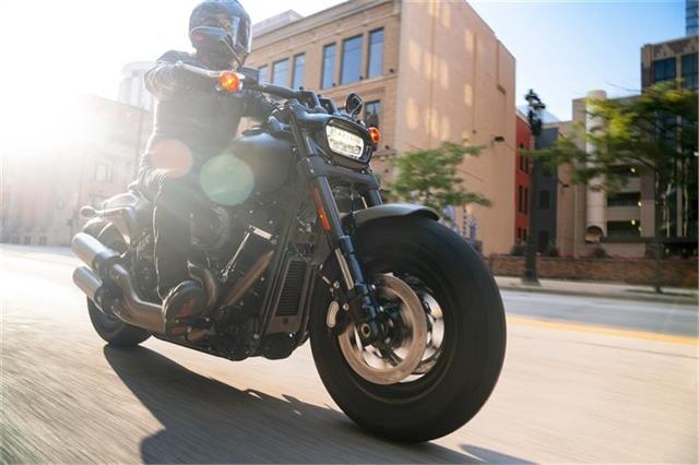 2021 Harley-Davidson Cruiser FXFBS Fat Bob 114 at Roughneck Harley-Davidson