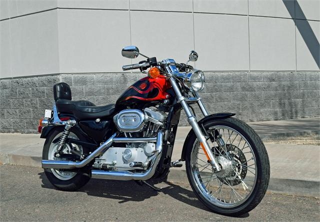 2001 Harley-Davidson XLH 883 CUSTOM at Buddy Stubbs Arizona Harley-Davidson