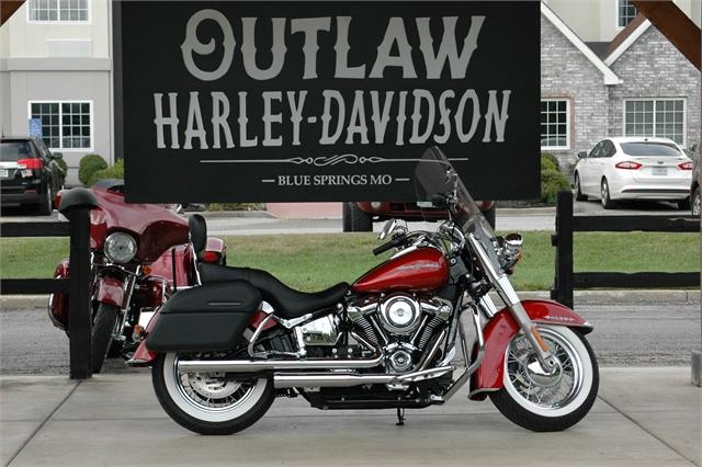 2018 Harley-Davidson FLDE at Outlaw Harley-Davidson