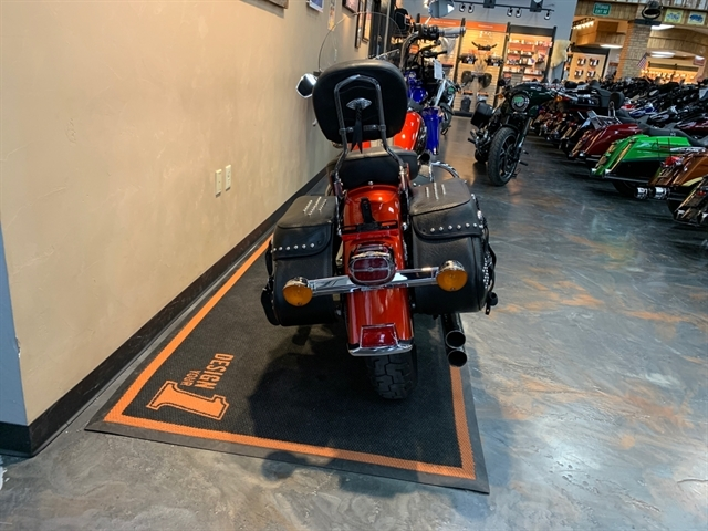 2013 Harley-Davidson Softail Heritage Softail Classic at Vandervest Harley-Davidson, Green Bay, WI 54303