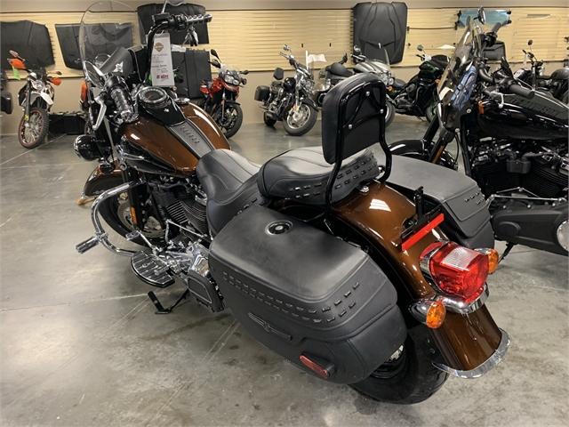 2019 Harley-Davidson Softail Heritage Classic 114 at Star City Motor Sports