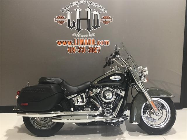 2021 Harley-Davidson Cruiser Heritage Classic at Lima Harley-Davidson