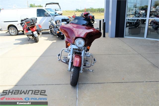2010 Harley-Davidson Street Glide Base at Shawnee Honda Polaris Kawasaki