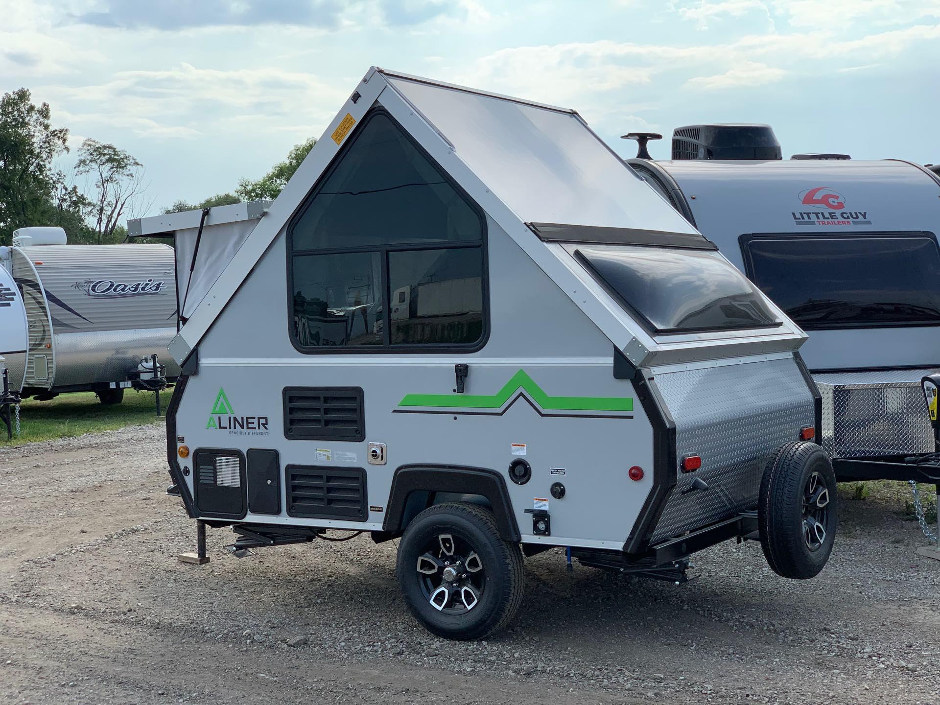 2022 Aliner Ranger Ranger 10 Dual Bunk at Prosser's Premium RV Outlet