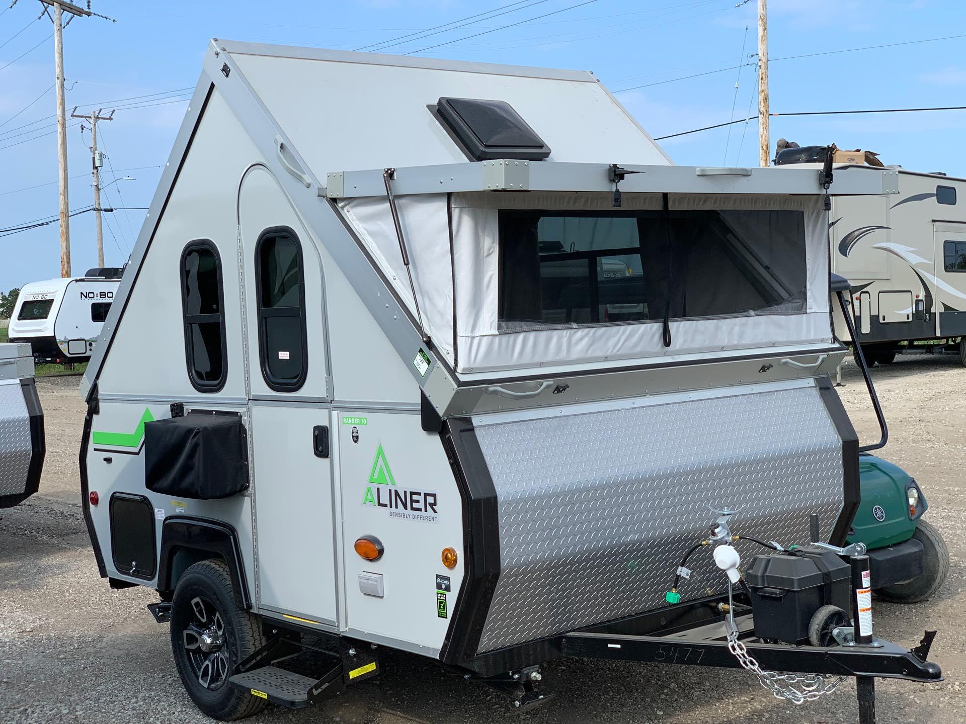 2022 Aliner Ranger 10 Bunk at Prosser's Premium RV Outlet