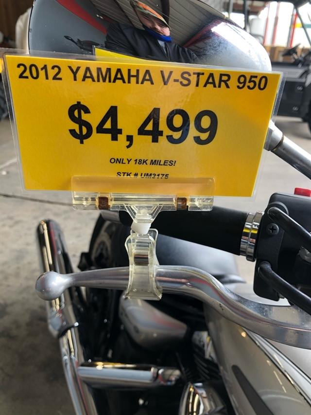 2012 Yamaha V Star 950 Base at Wild West Motoplex