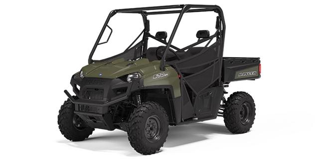 2021 Polaris Ranger 570 Full-Size Base at R/T Powersports