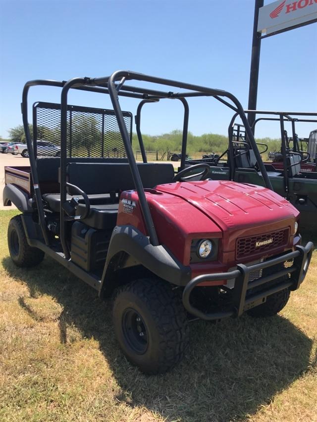 2020 Kawasaki Mule™ 4010 Trans4x4® at Dale's Fun Center, Victoria, TX 77904