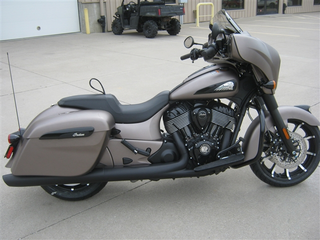 2019 Indian Motorcycle Chieftain Dark Horse® at Brenny's Motorcycle Clinic, Bettendorf, IA 52722