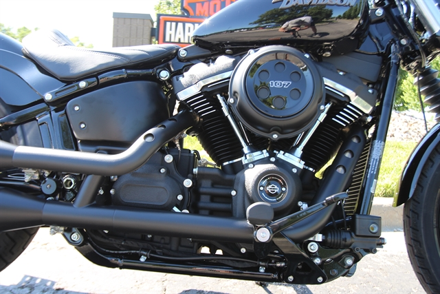 2020 Harley-Davidson Softail Street Bob at Outlaw Harley-Davidson