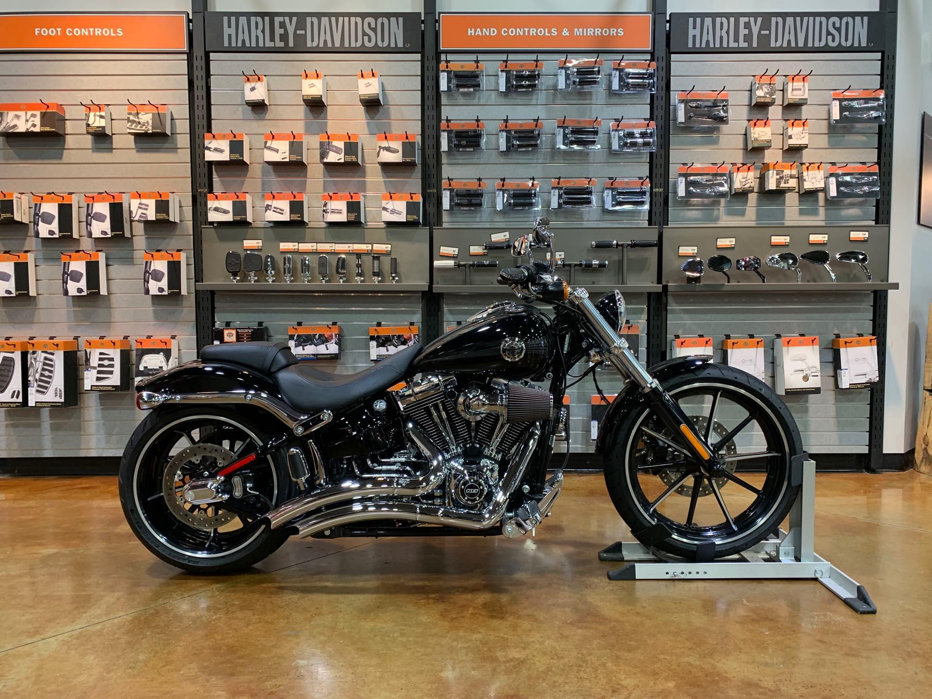 2015 Harley-Davidson Softail Breakout at Colonial Harley-Davidson