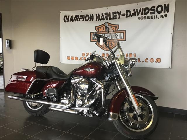 2014 Harley-Davidson Road King Base at Champion Harley-Davidson