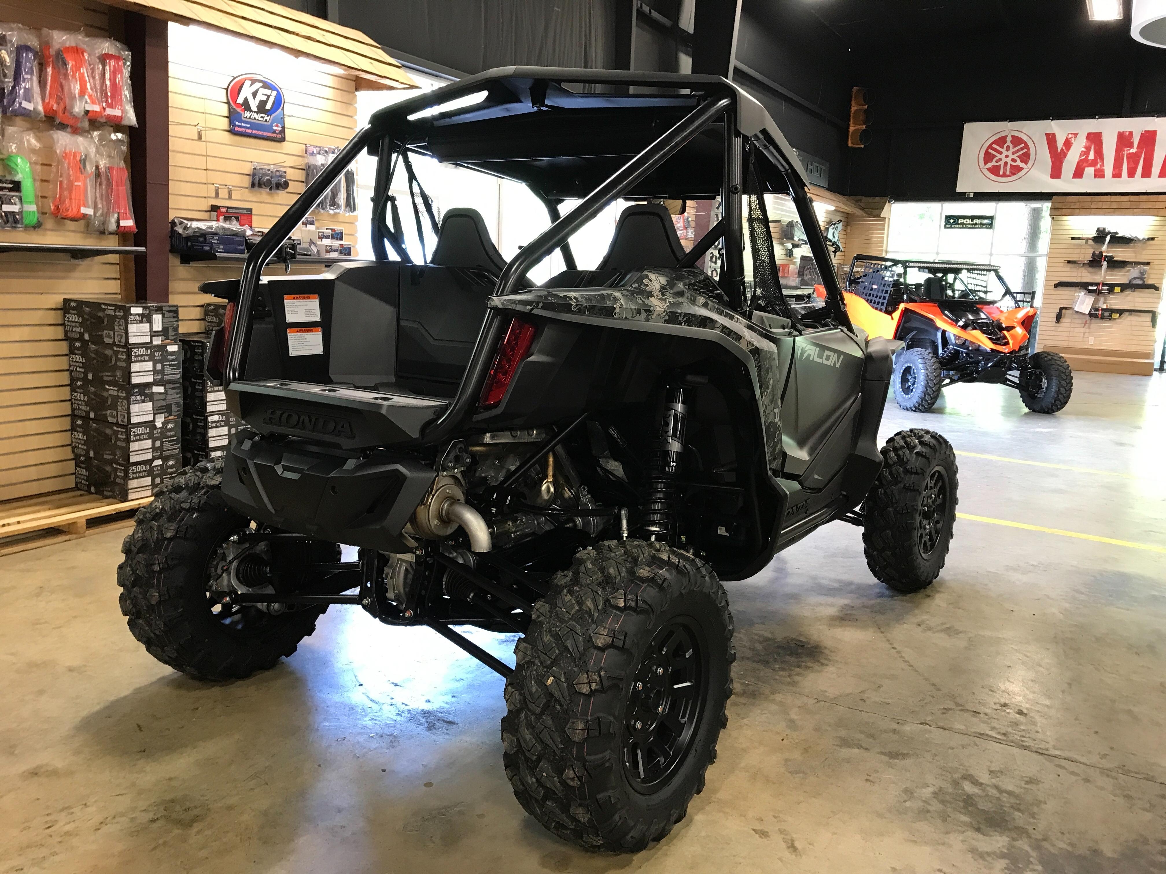 2021 HONDA SXS10S2RSM 1000R Special Edition at ATV Zone, LLC