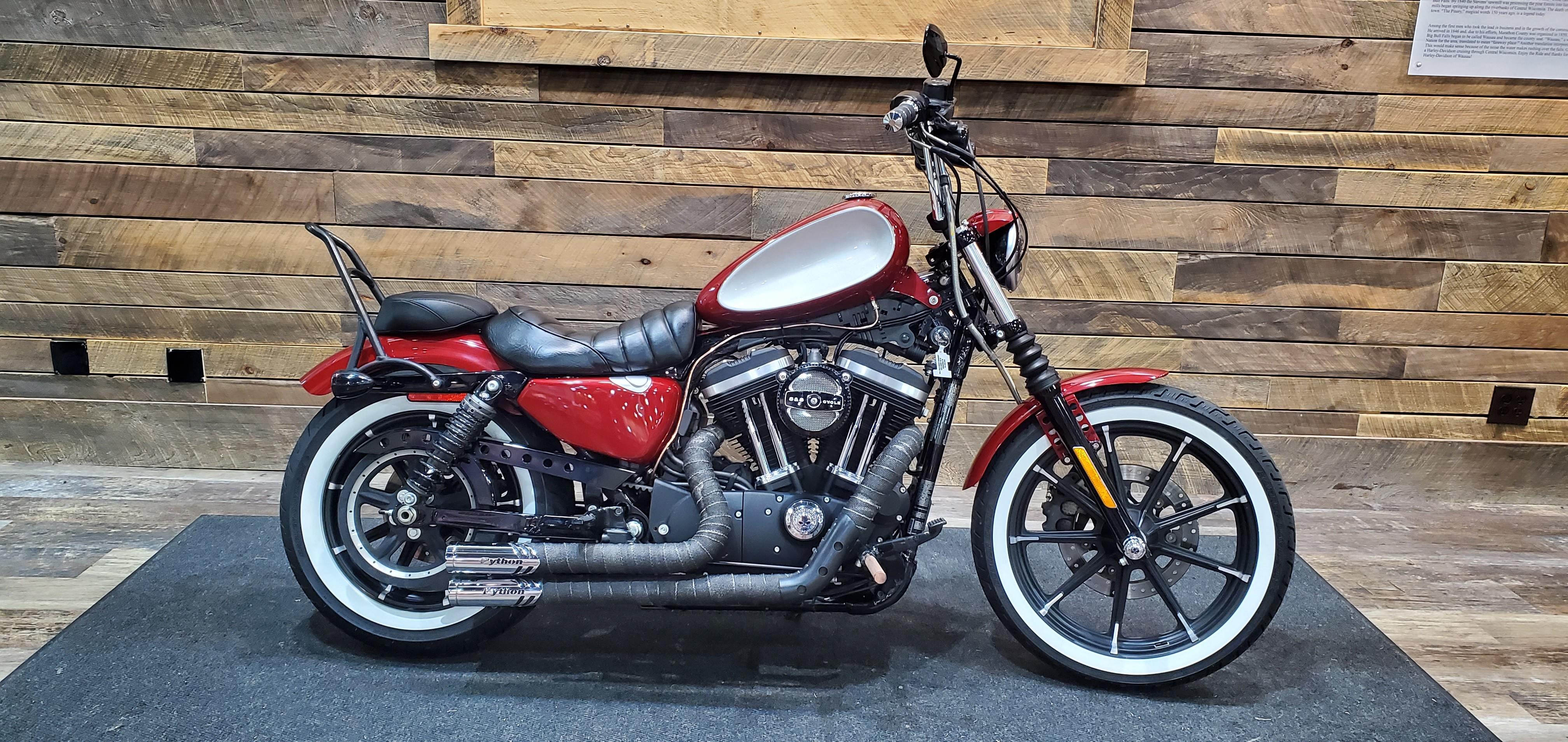 2017 Harley-Davidson Sportster Iron 883 at Bull Falls Harley-Davidson