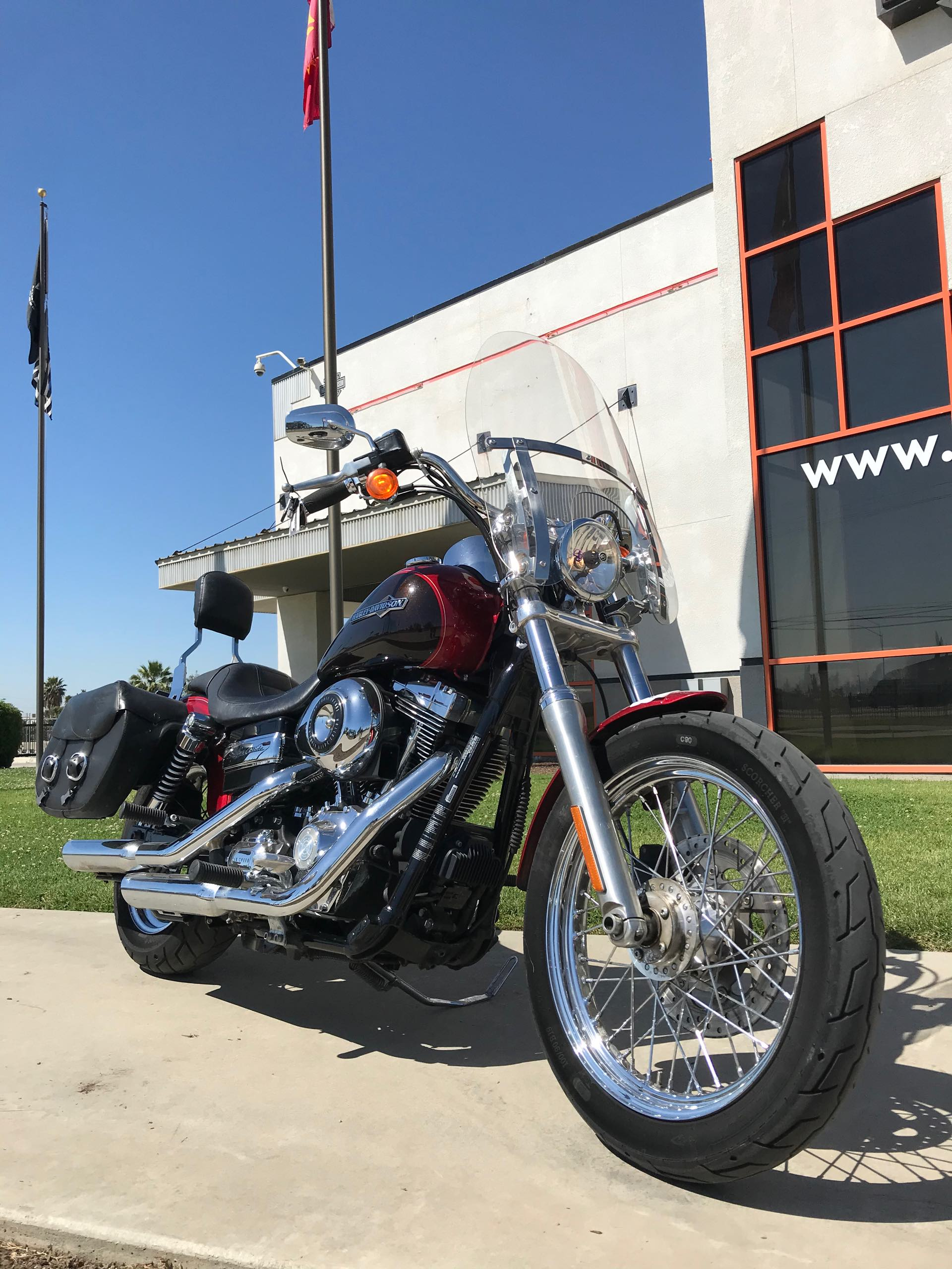 2012 Harley-Davidson Dyna Glide Super Glide Custom at Visalia Harley-Davidson