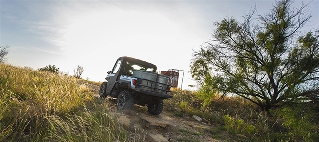 2021 Polaris Ranger Crew XP 1000 Trail Boss NorthStar Edition at ATV Zone, LLC