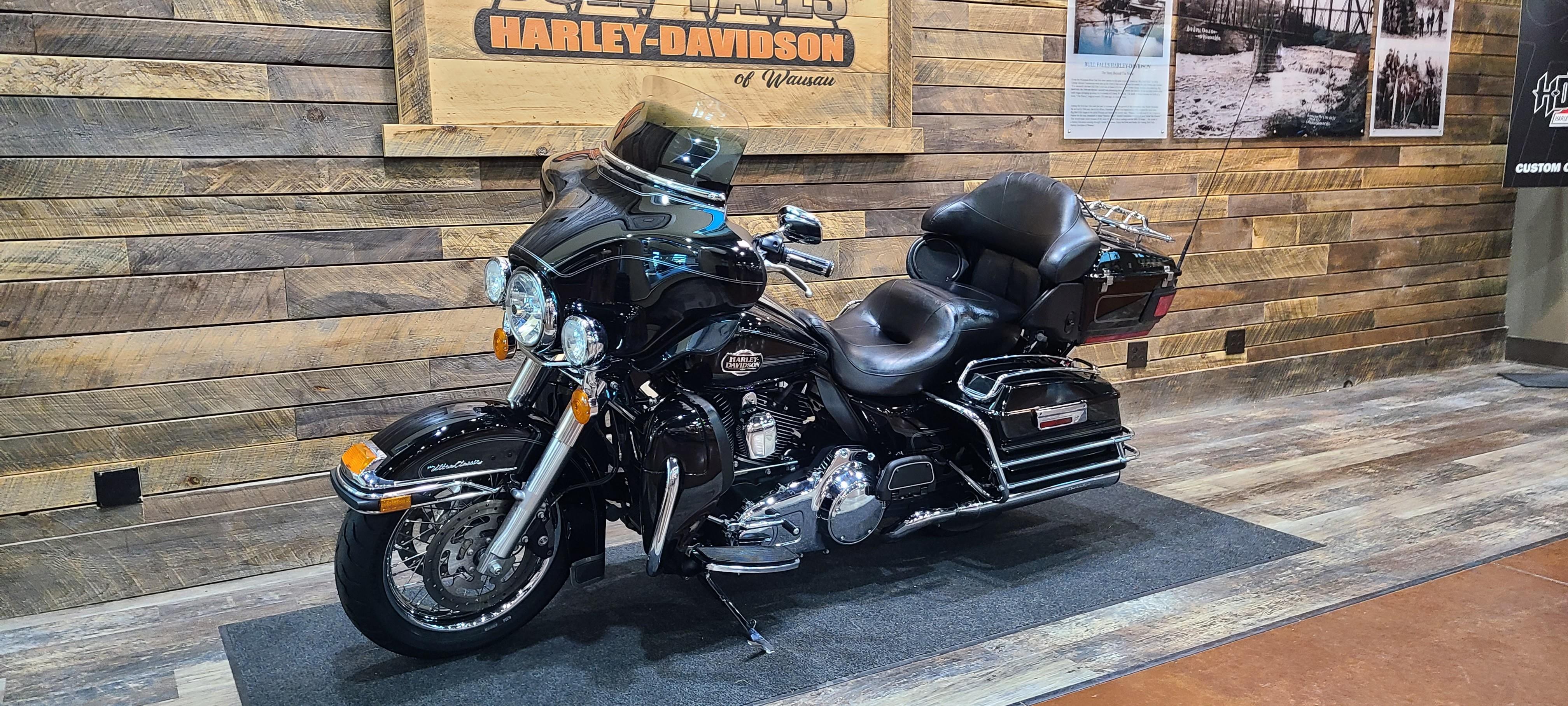 2010 Harley-Davidson Electra Glide Ultra Classic at Bull Falls Harley-Davidson