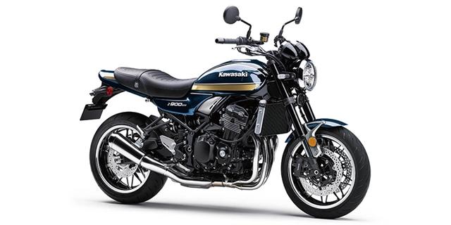 2022 Kawasaki Z900RS ABS at Friendly Powersports Slidell