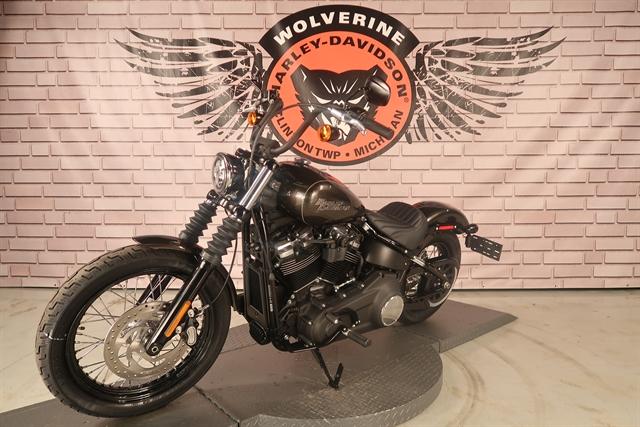 2020 Harley-Davidson Softail Street Bob at Wolverine Harley-Davidson