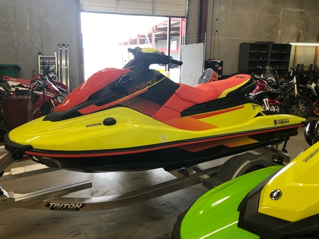 2021 Yamaha WaveRunner EX R at Wild West Motoplex