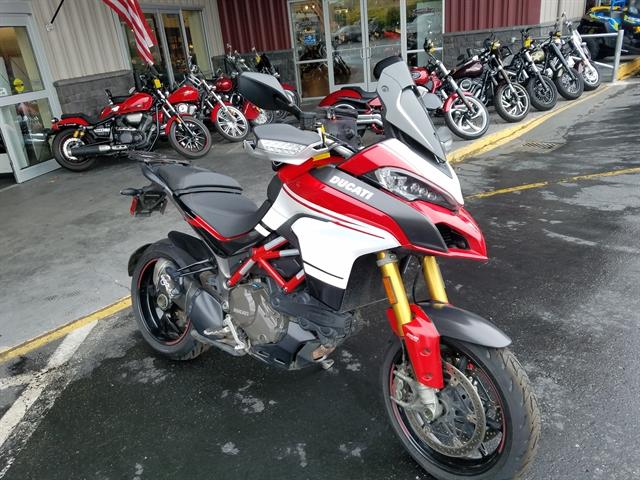 2016 Ducati Multistrada 1200 Pikes Peak at Lynnwood Motoplex, Lynnwood, WA 98037
