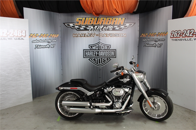2020 Harley-Davidson Softail Fat Boy 114 at Suburban Motors Harley-Davidson