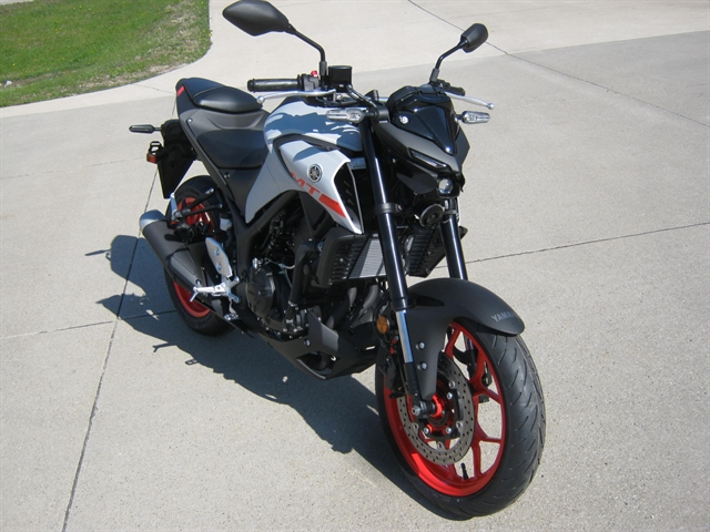 2020 Yamaha MT-03 03 at Brenny's Motorcycle Clinic, Bettendorf, IA 52722