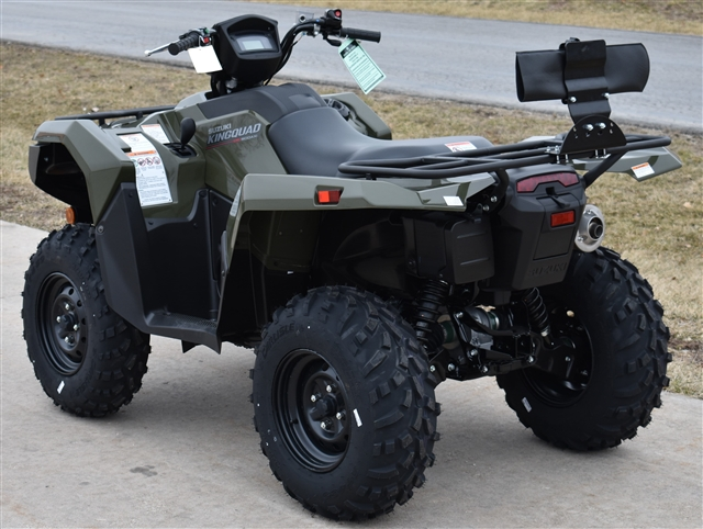 2019 Suzuki KingQuad 500 at Lincoln Power Sports, Moscow Mills, MO 63362