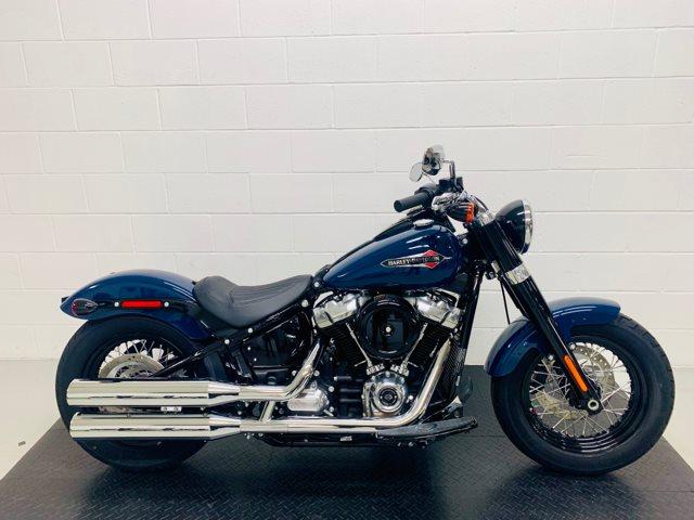 2019 Harley-Davidson Softail® Slim® at Destination Harley-Davidson®, Silverdale, WA 98383
