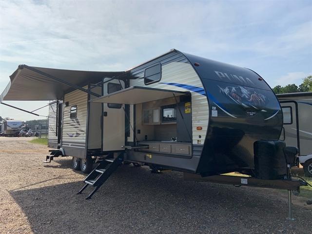 2020 Palomino Puma 32FBIS 32FBIS at Campers RV Center, Shreveport, LA 71129