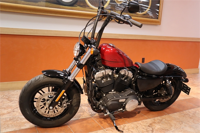 2020 Harley-Davidson Sportster Forty-Eight at 1st Capital Harley-Davidson