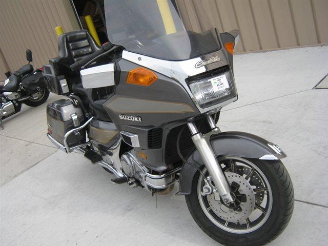 1986 Suzuki GV1400 Cavelcade at Brenny's Motorcycle Clinic, Bettendorf, IA 52722
