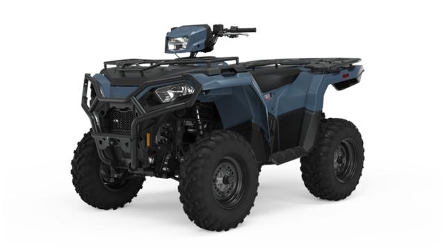 2021 Polaris Sportsman 570 EPS Utility Edition at Shawnee Honda Polaris Kawasaki