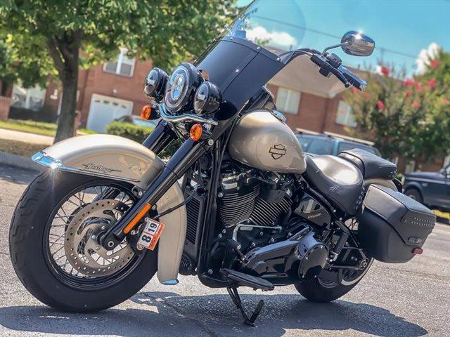 2018 Harley-Davidson Softail Heritage Classic at Southside Harley-Davidson