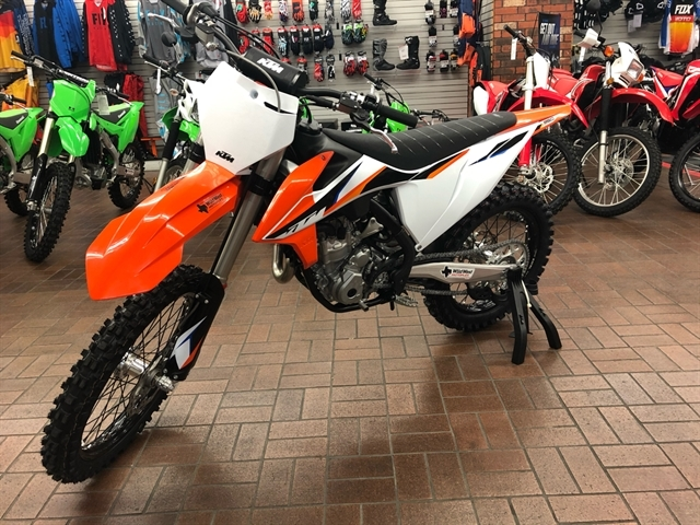 2021 KTM SX 350 F at Wild West Motoplex
