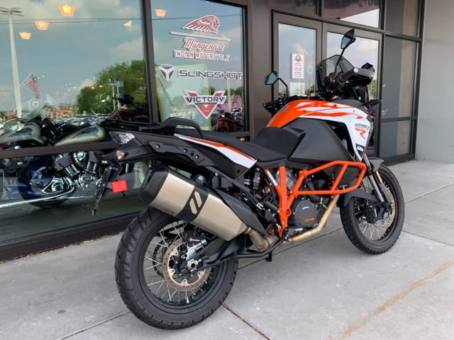 2018 KTM Super Adventure 1290 R at Mungenast Motorsports, St. Louis, MO 63123