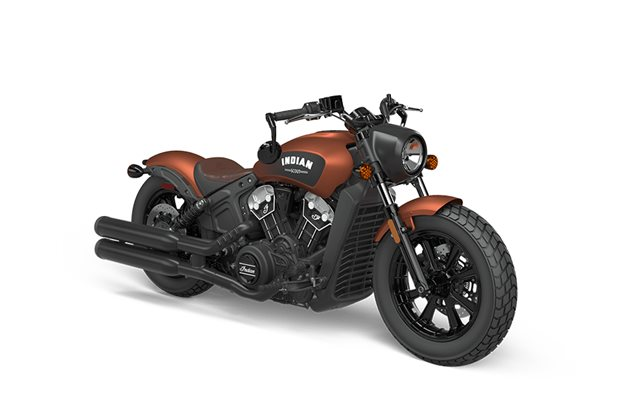 2021 Indian Scout Icon Scout Bobber - ABS at Indian Motorcycle of Northern Kentucky
