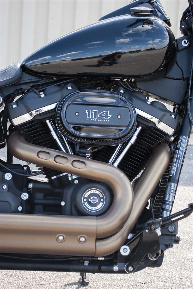 2018 Harley-Davidson Softail Fat Bob 114 at Javelina Harley-Davidson