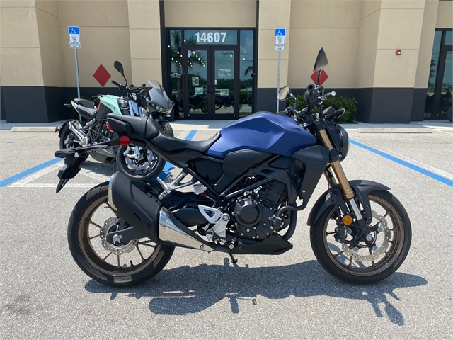 2020 Honda CB300R ABS at Fort Myers