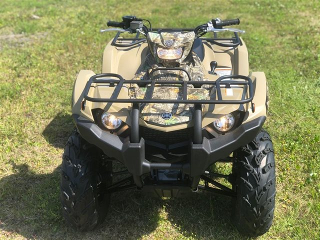 2021 Yamaha Kodiak 450 EPS Fall Beige with Realtree Edge 450 EPS SE at Powersports St. Augustine