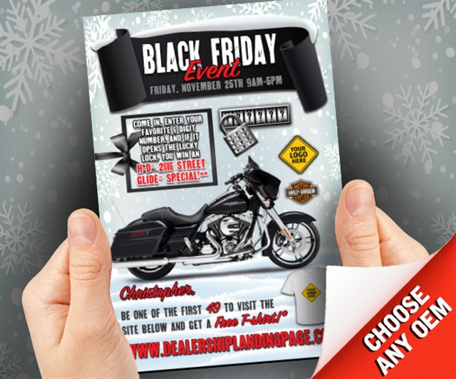 Black Friday Event Automotive at PSM Marketing - Peachtree City, GA 30269