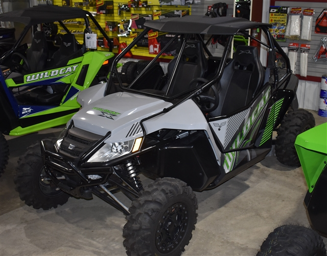 2018 Textron Off Road Wildcat X LTD at Lincoln Power Sports, Moscow Mills, MO 63362