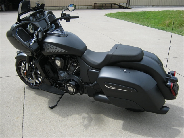 2020 Indian Motorcycle Challenger Dark Horse at Brenny's Motorcycle Clinic, Bettendorf, IA 52722